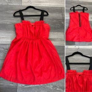 💖Adorable dress size small. would fit a med/large